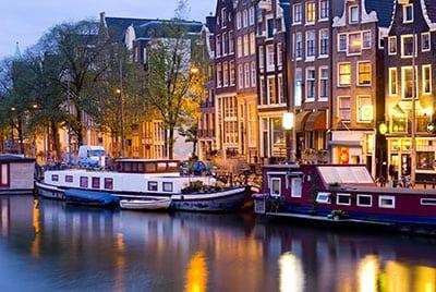 Едем в Амстердам