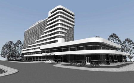 Разработка дизайна предприятия гостиничного хозяйства