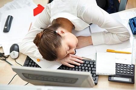 Стрессовое состояние работника