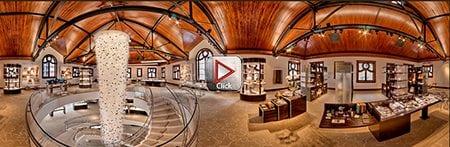 Виртуальный тур в гостиничном хозяйстве