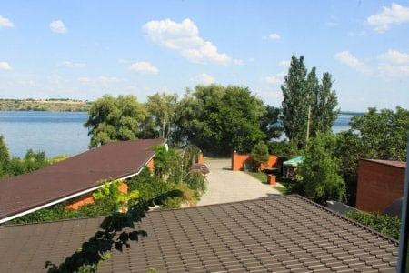 Увеличение туристической и рекреационной зоны в Киеве