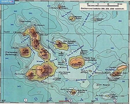 pravila-poseshheniya-galapagosskih-ostrovov