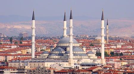 Анкара, Турция: все о городе