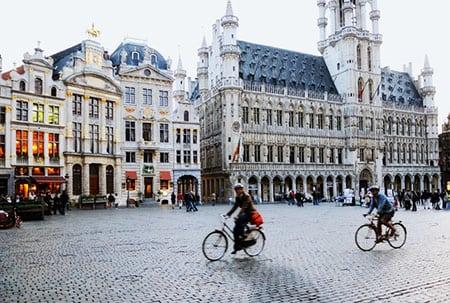 Бельгия: покупки и средства связи