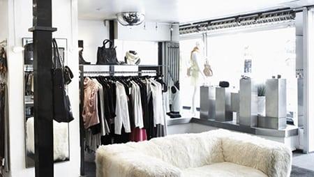 Дания: покупки