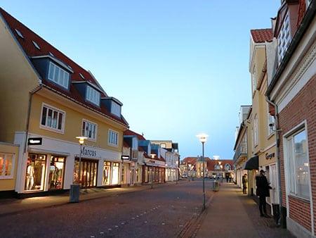 Дания: сказочный Скаген