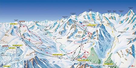 Diavolezza - горнолыжный курорт для профессионалов