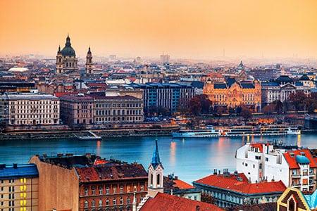 Добро пожаловать в Будапешт