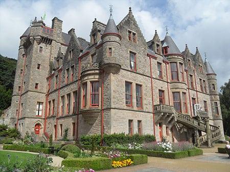Дворцы и замки Великобритании
