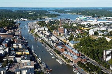 Финляндия, Хельсинки: как добраться