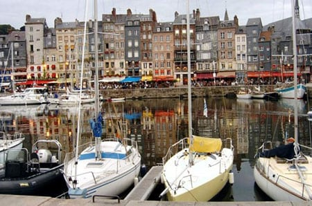 Франция: город Онфлер