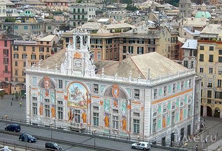 Генуя общая информация
