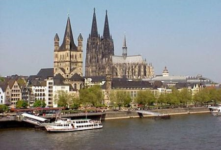 Германия: Кёльн