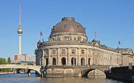 Германия: музеи и памятники Берлина