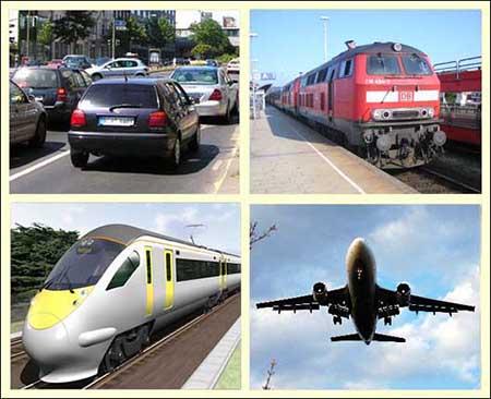 Германия: транспортная система Берлина