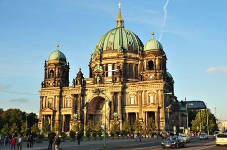 Германия: церкви Берлина и другие интересные места