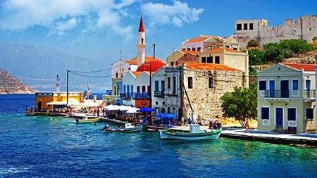Греция: города, виза, транспорт