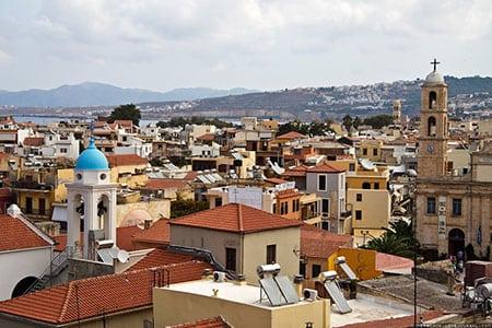 Греция, Ханья: чем заняться в городе