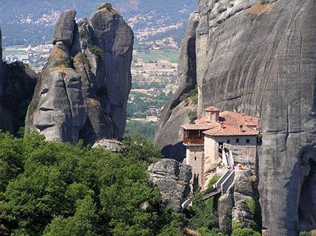 Греция: Метеора