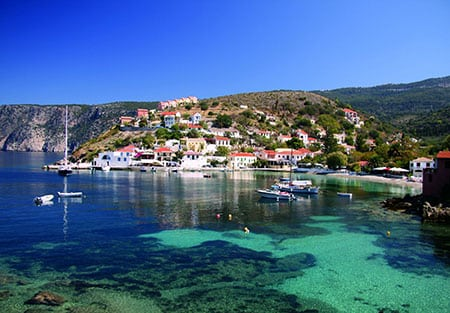 Греция: Остров Кефалония