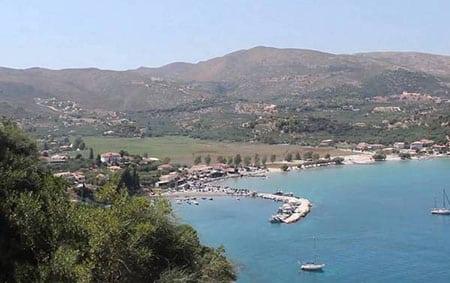 Греция: остров Кери