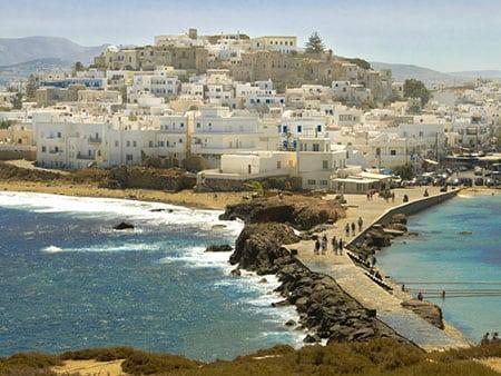 Греция: остров Наксос