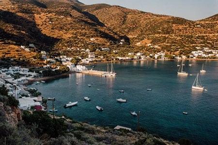 Греция: остров Сифнос