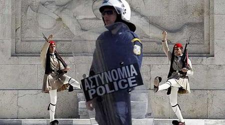 Греция: преступность и безопасность