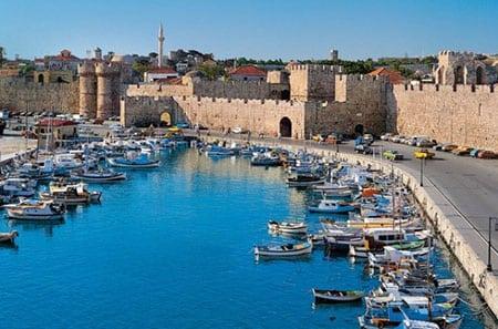 Греция, Родос: достопримечательности, отели, отдых