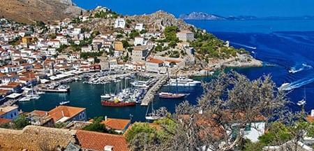 Греция: Саронические острова