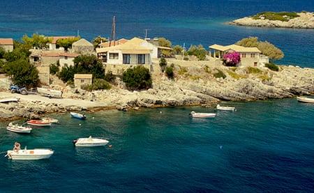 Греция, Закинф: достопримечательности и местная кухня