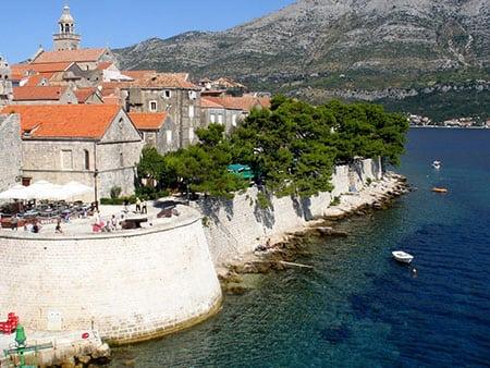 Хорватия - остров Корчула