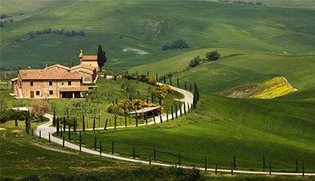 Интересные места Тосканы