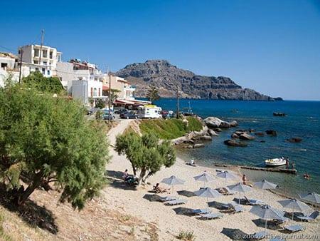 Ираклион, столица острова Крит, Греция