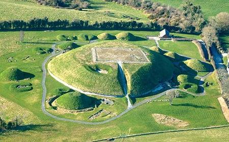 Ирландский археологический парк Бру-на-Бойн