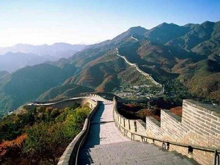 История китайской стены