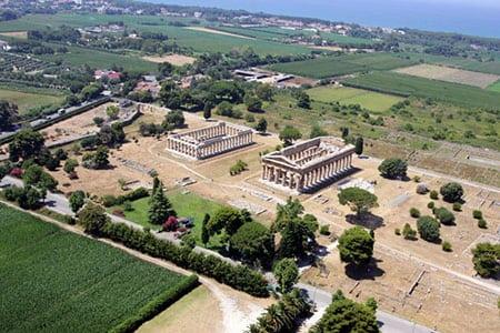 Италия: Пестум