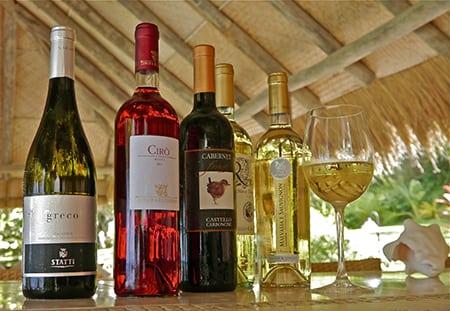 Итальянское вино