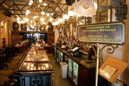 Кафе и бары Копенгагена