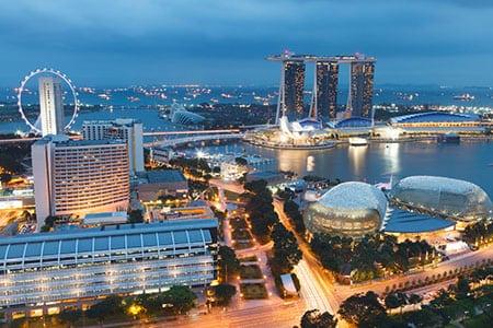 Как добраться в Сингапур