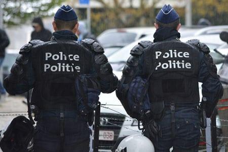 Меры безопасности в Бельгии