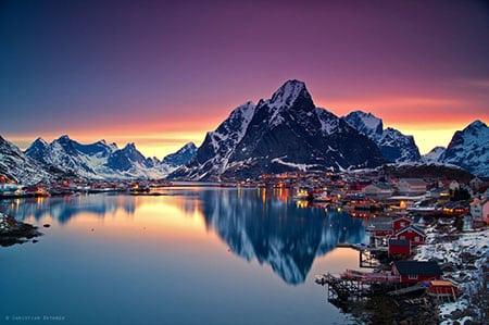 Норвегия: общие меры безопасности