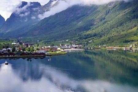 Норвегия: Олден и Лоен