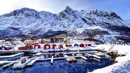 Норвегия: приключения на северном полярном круге