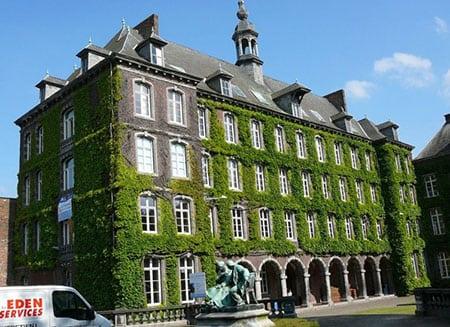 Образование и работа в Бельгии