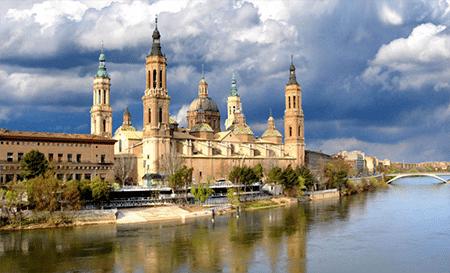 Поездка в Сарагосу