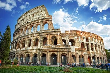 Путешествие в центр Италии
