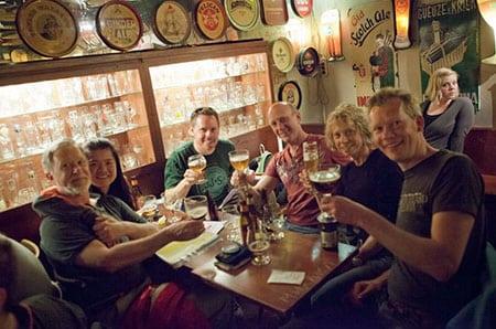 Рестораны, бары и пабы Гента
