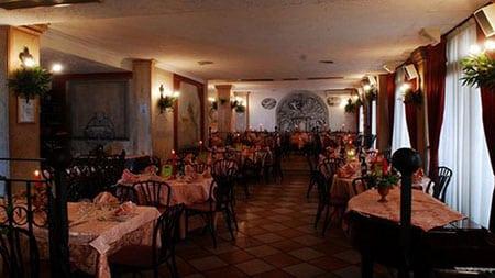 Рестораны и магазины Ватикана