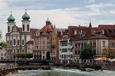 Швейцария, Люцерн: чем заняться